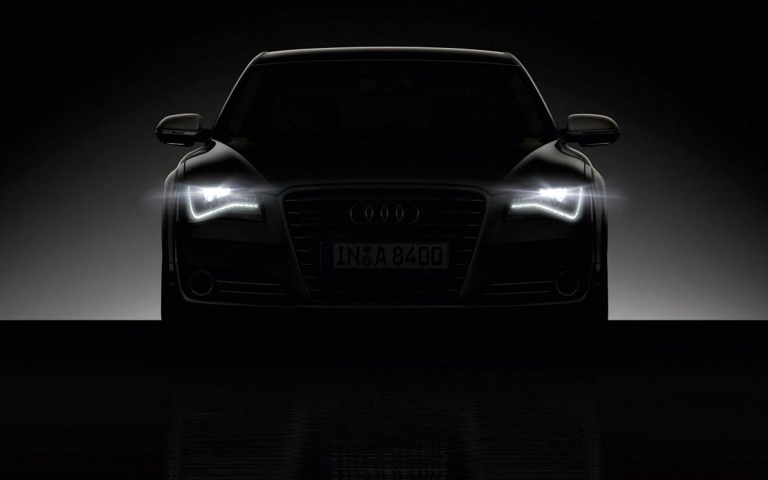 cars Audi Audi A8 wallpaper