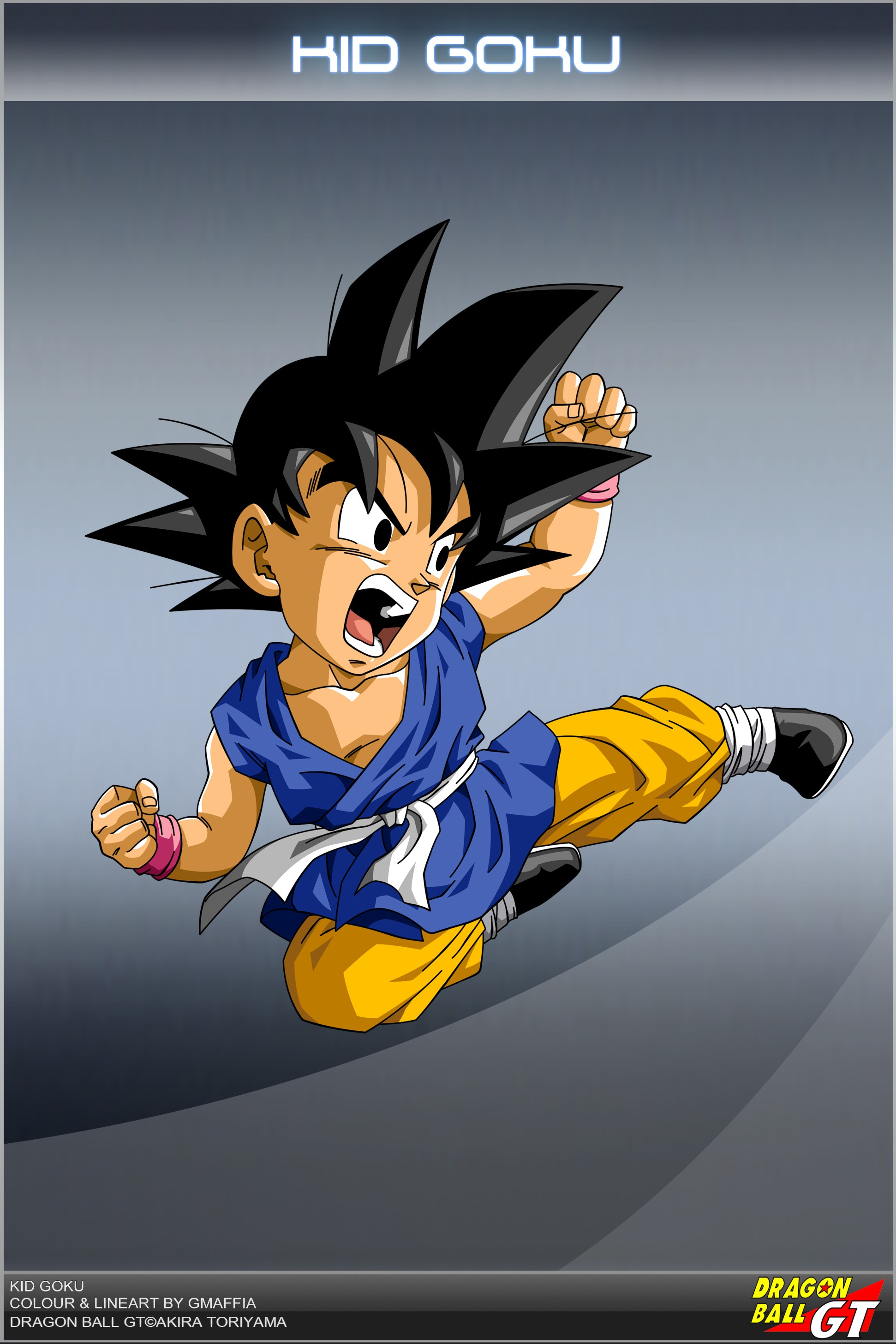 Dragon Ball Dragon Ball Gt Kid Goku Wallpaper 1942x2913 230178