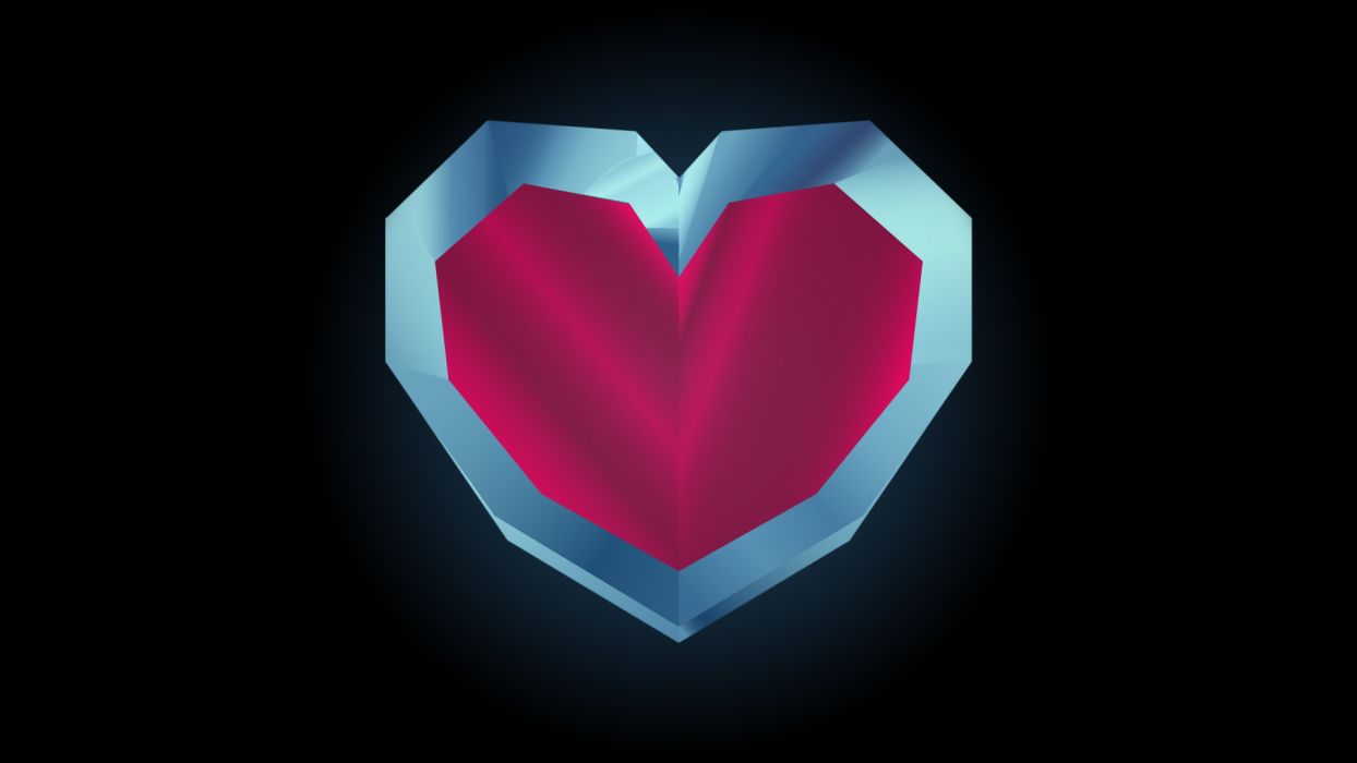 love The Legend of Zelda hearts black background The Legend of Zelda: Ocarina of Time wallpaper