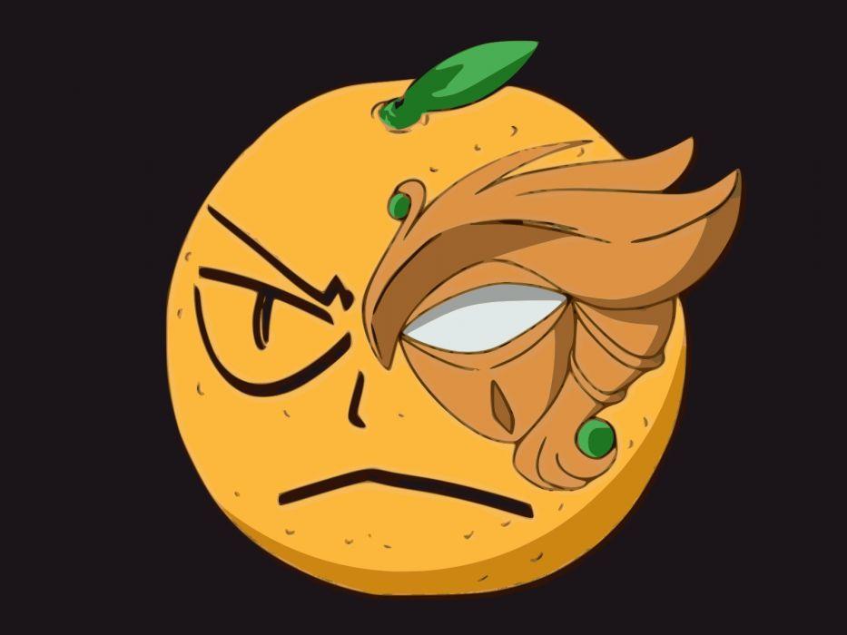 Code Geass orange oranges Gottwald Jeremiah wallpaper