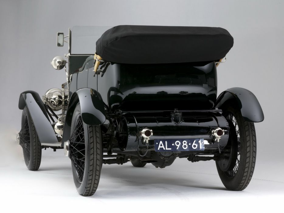1920 Rolls Royce Silver Ghost Alpine Eagle Tourer retro luxury y wallpaper