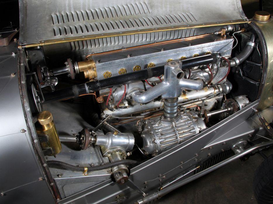 1927-29 1927 Bugatti Type-35B race racing 1927 1929 35b retro engine      f wallpaper