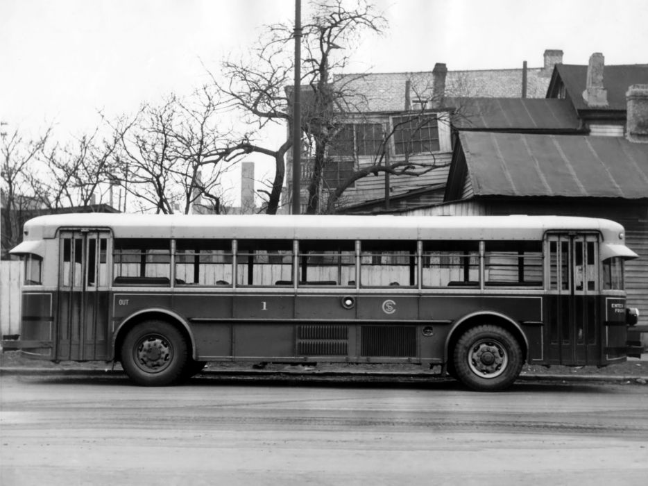 1927-34 Twin Coach Model-40 bus transport retro 1927 1934      g wallpaper