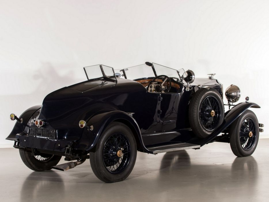 1928 Vauxhall R-Type 20-60 Hurlingham Speedster retro   df wallpaper