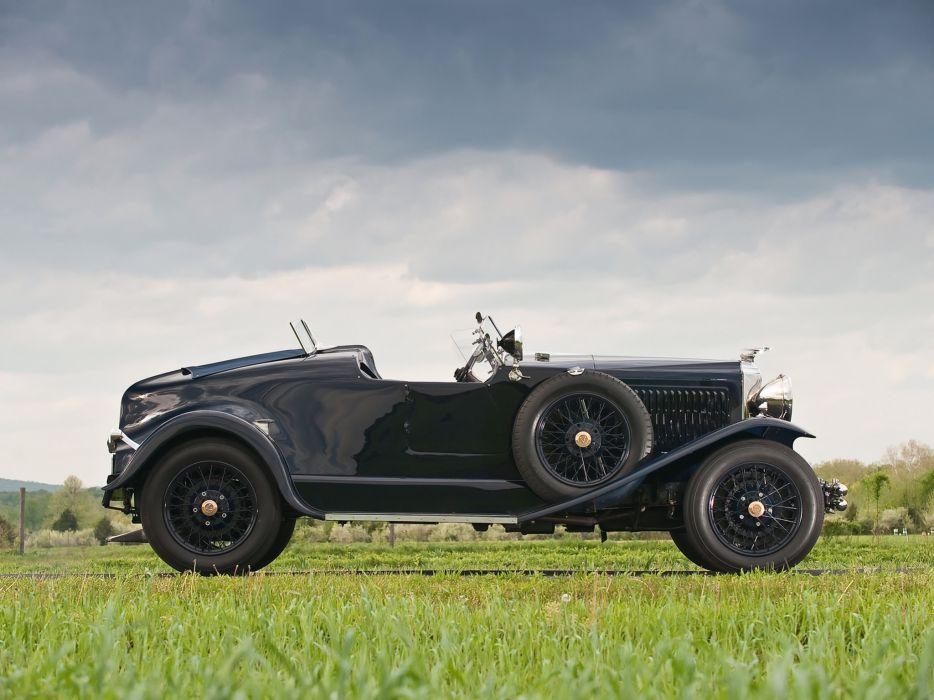 1928 Vauxhall R-Type 20-60 Hurlingham Speedster retro  r wallpaper
