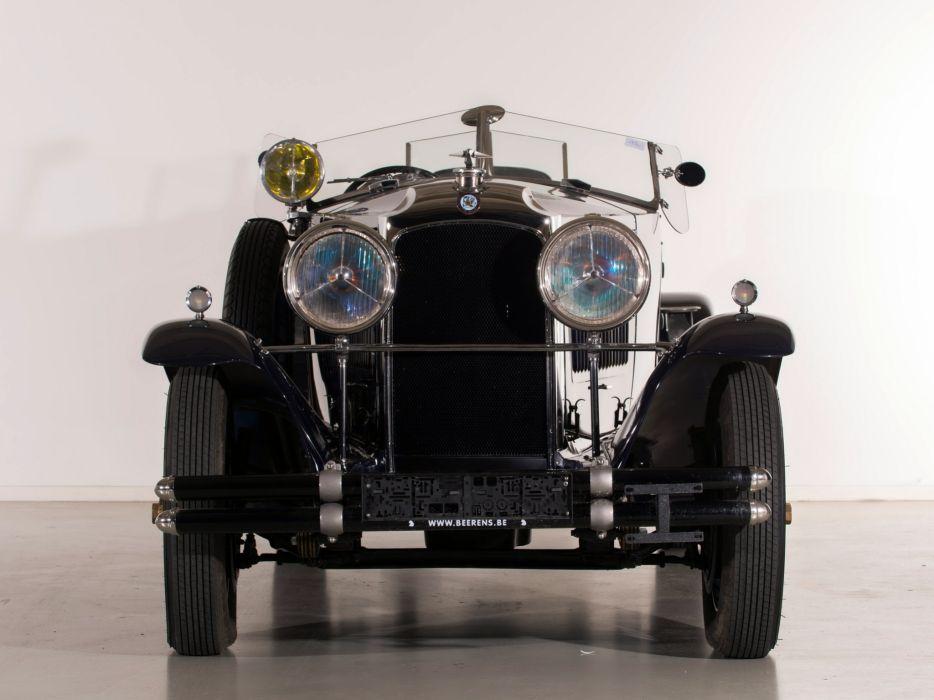 1928 Vauxhall R-Type 20-60 Hurlingham Speedster retro   e wallpaper