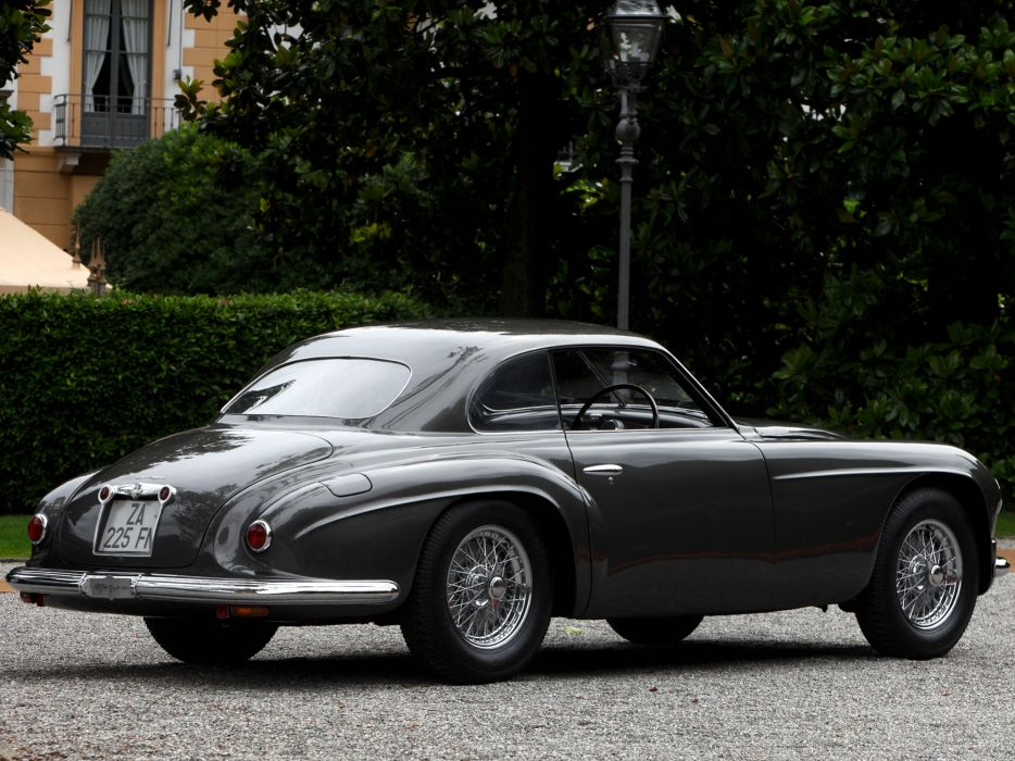 1949 Alfa Romeo 6-C 2500 Villa d-Este Coupe retro   d wallpaper