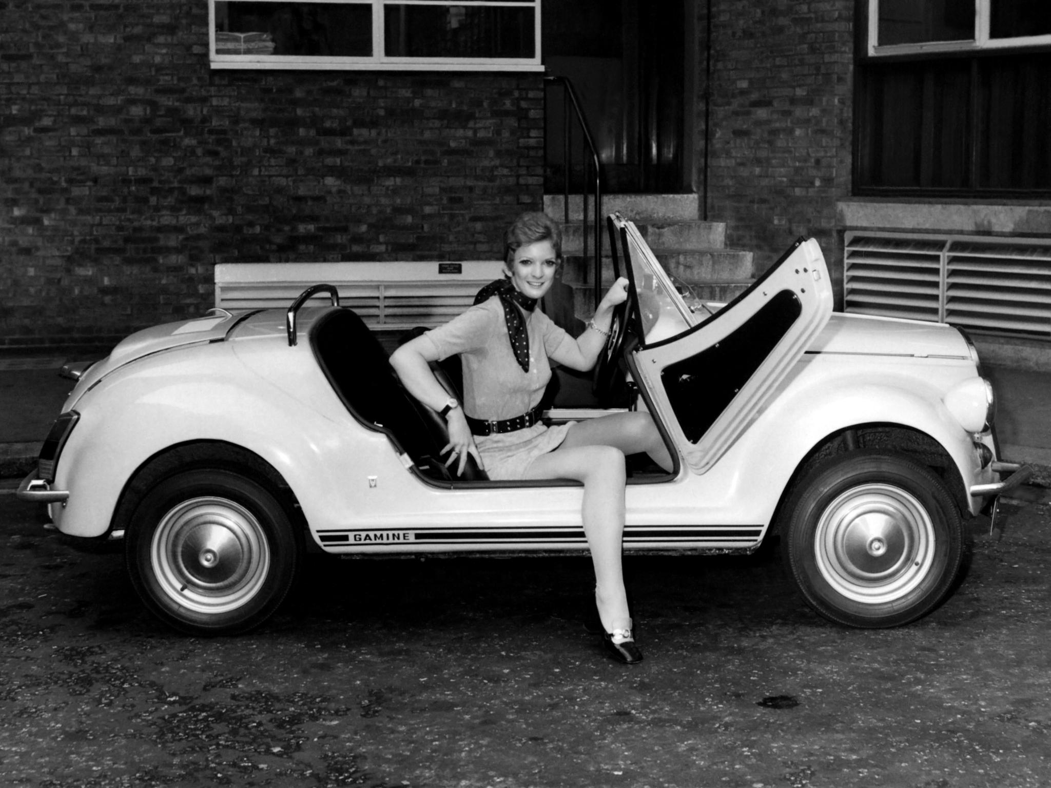 1967 Fiat 500 Gamine Classic F Wallpaper 2048x1536