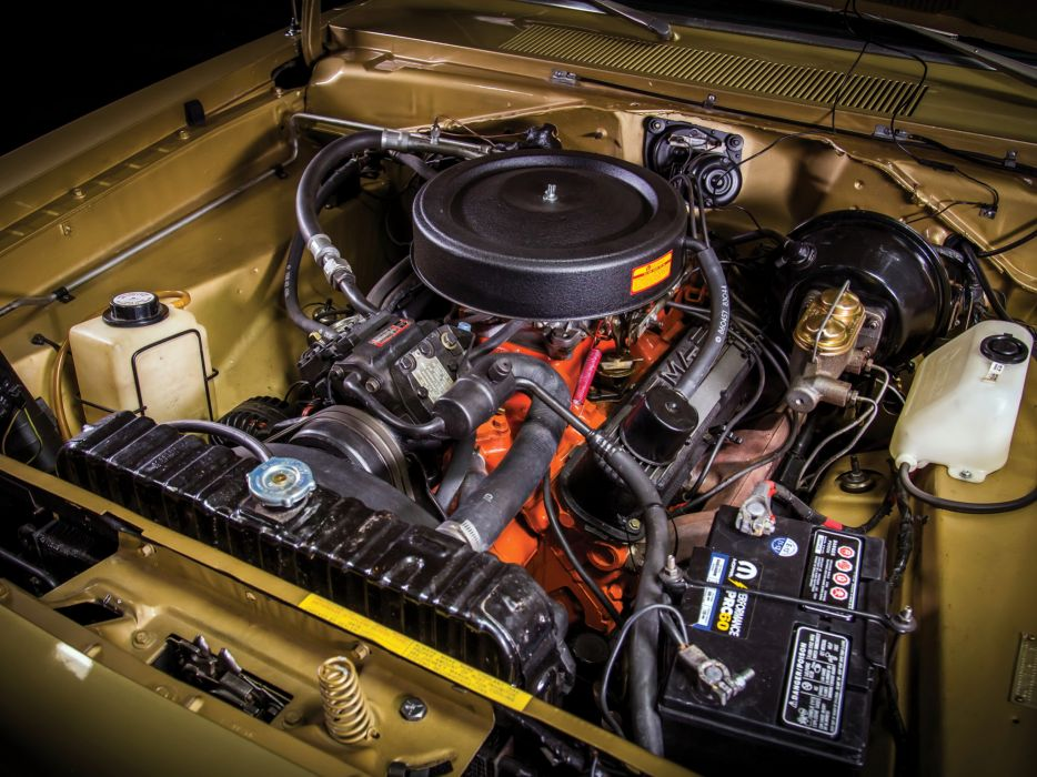 1968 Plymouth Barracuda Hardtop (BH23) muscle classic engine      g wallpaper