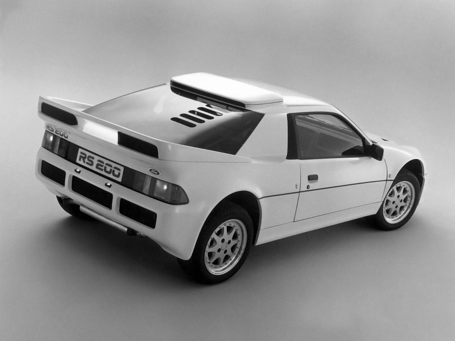 1984 Ford RS200 wallpaper