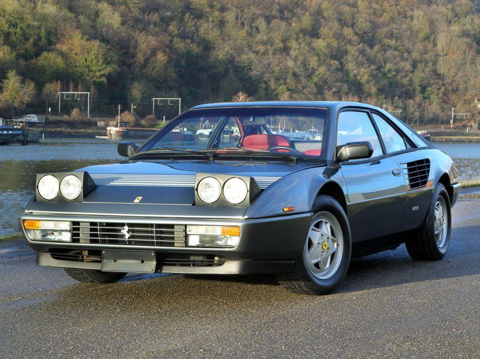 1985 Ferrari 3_2 Mondial supercar 3-2  r wallpaper
