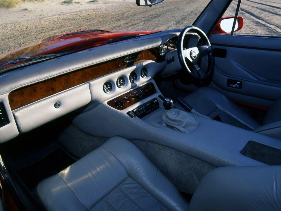 1991-93 TVR V8S supercar 1991 1993 interior      b wallpaper