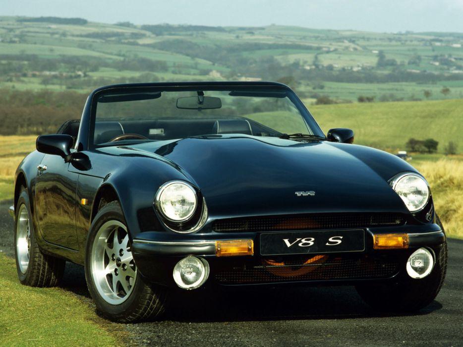 1991-93 TVR V8S supercar 1991 1993    g wallpaper