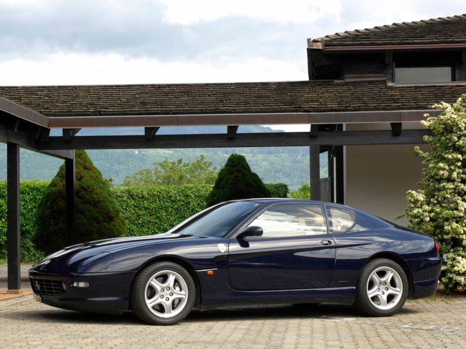 1998-03 Ferrari 456 M G-T supercar 1998 2003  s wallpaper