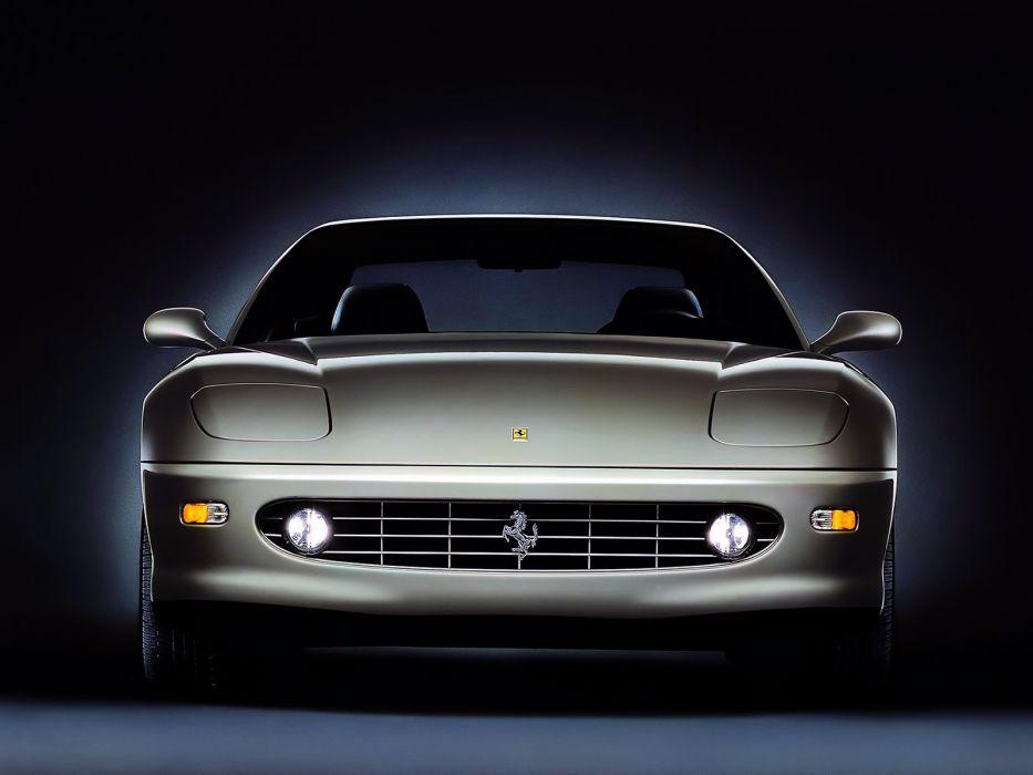 1998-03 Ferrari 456 M G-T supercar 1998 2003  h wallpaper