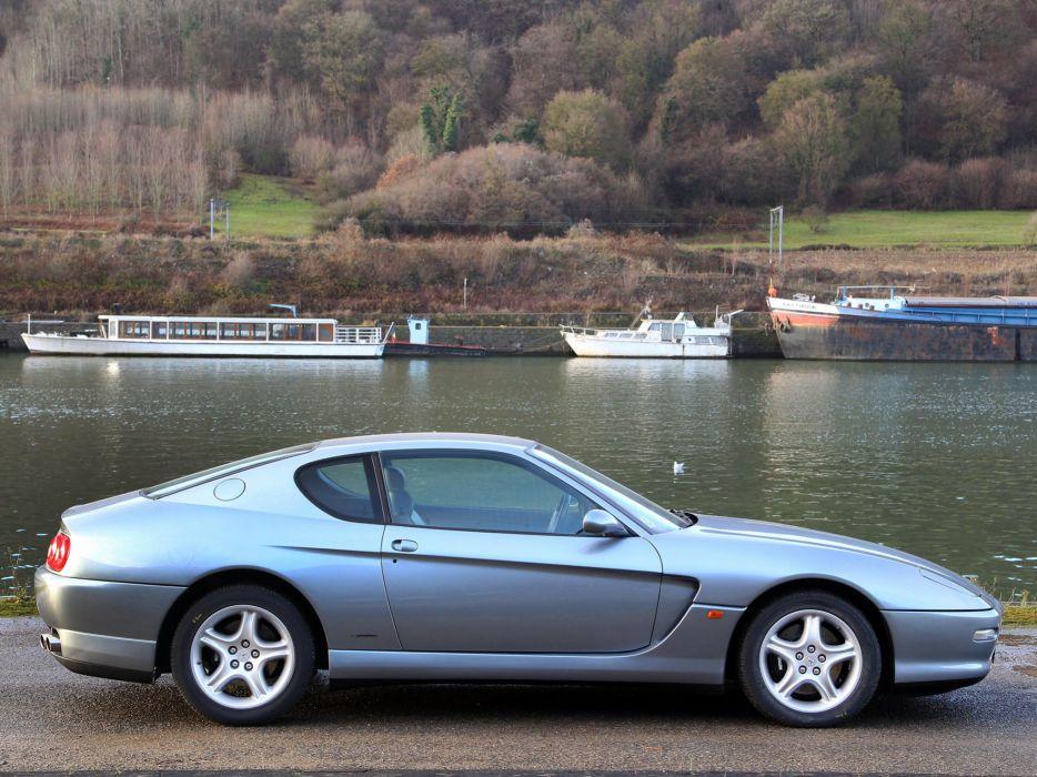 1998-03 Ferrari 456 M G-T supercar 1998 2003  f wallpaper