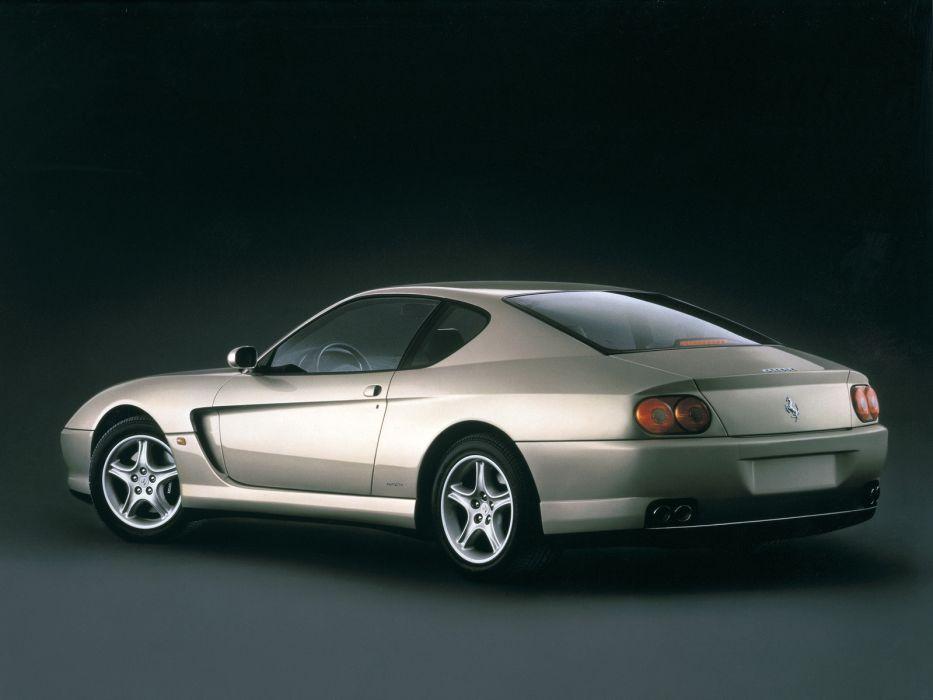 1998-03 Ferrari 456 M G-T supercar 1998 2003   da wallpaper