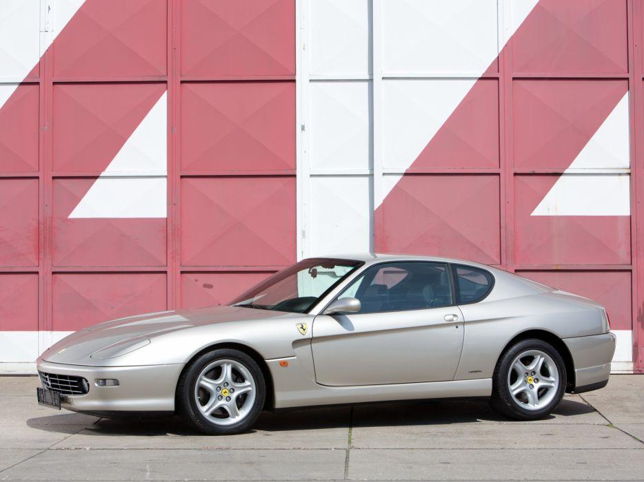 1998-03 Ferrari 456 M G-T supercar 1998 2003   g wallpaper