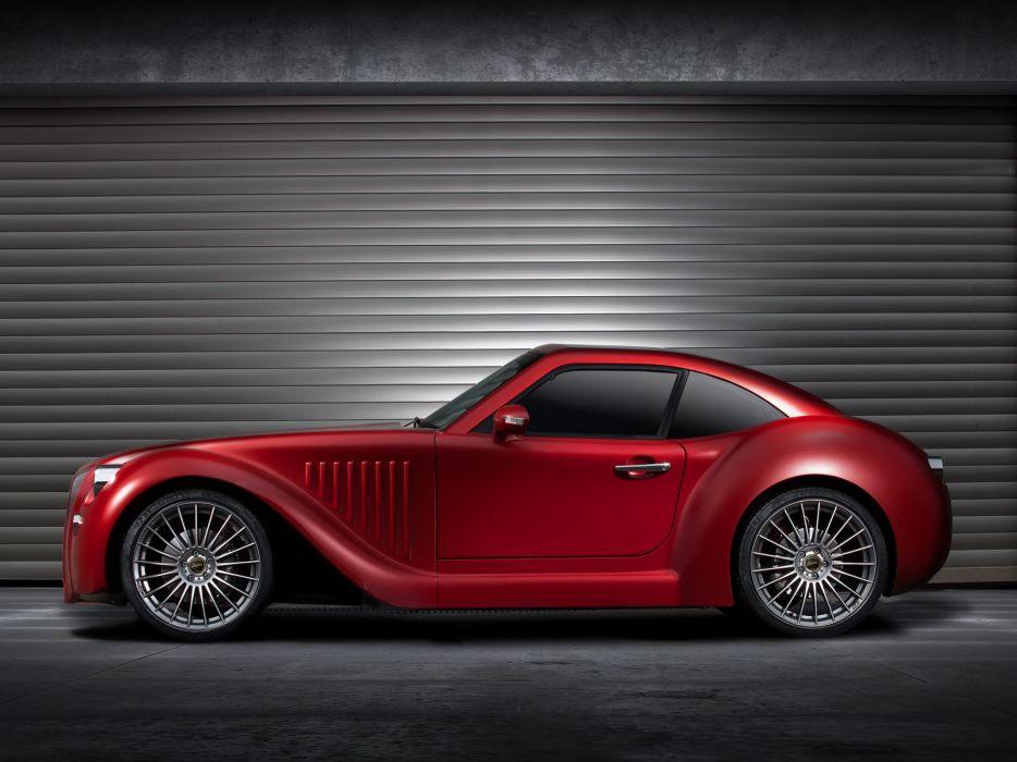 2011 Imperia G-P Prototype supercar concept  f wallpaper