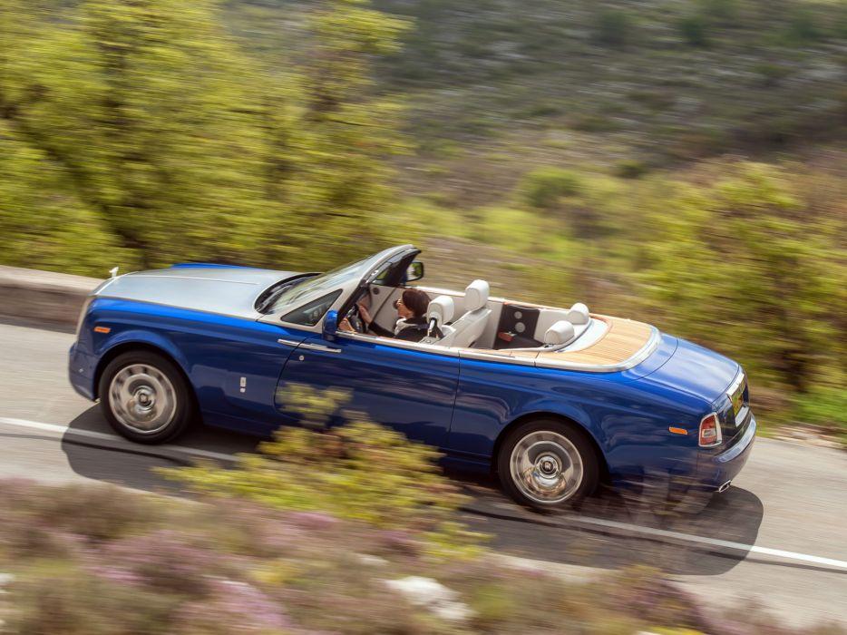 2012 Rolls Royce Phantom Drophead Coupe luxury  n wallpaper