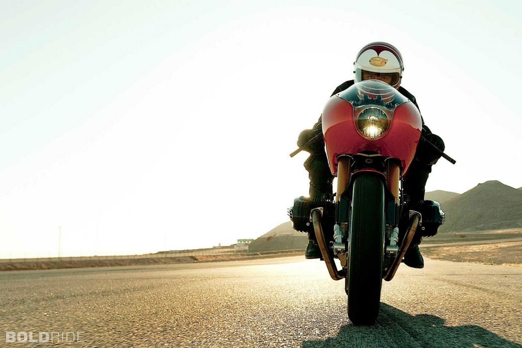 2013 BMW Concept Ninety motorbike bike (5) wallpaper