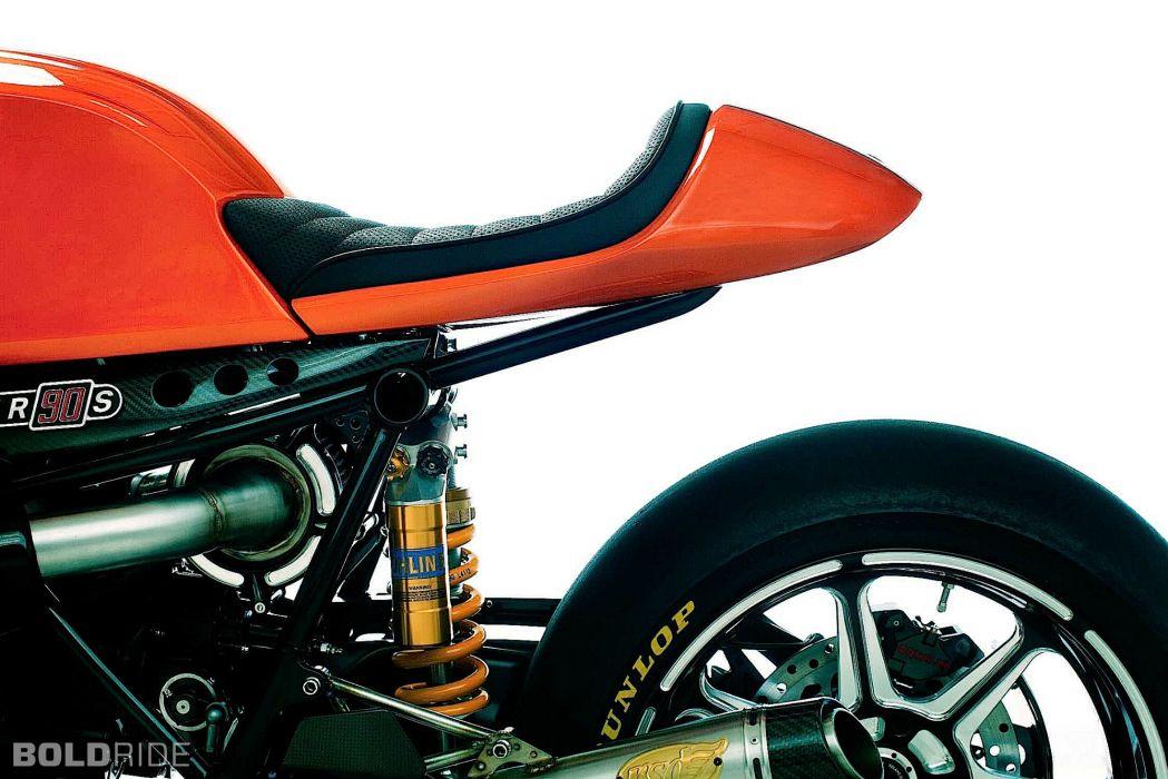 2013 BMW Concept Ninety motorbike bike (7) wallpaper
