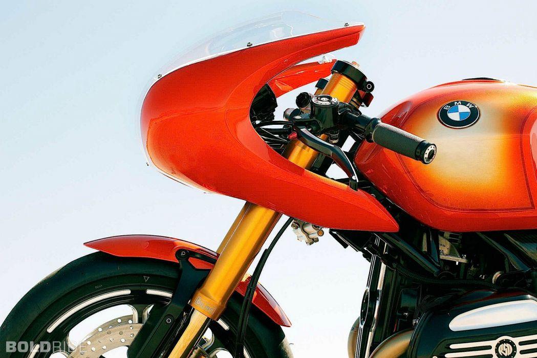 2013 BMW Concept Ninety motorbike bike (9) wallpaper