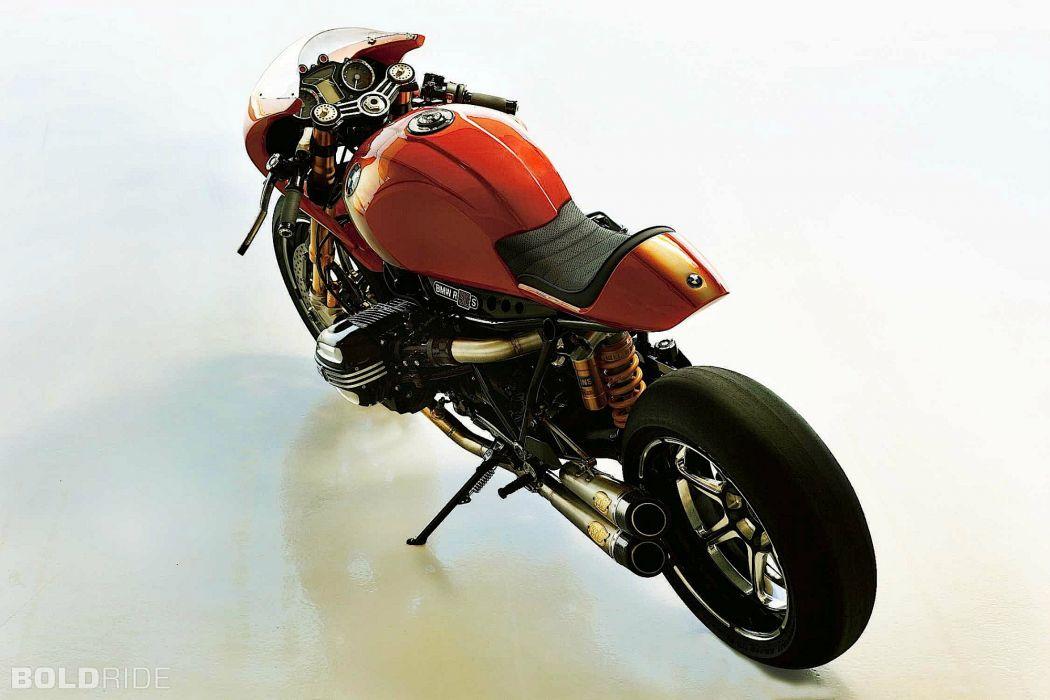 2013 BMW Concept Ninety motorbike bike (13) wallpaper