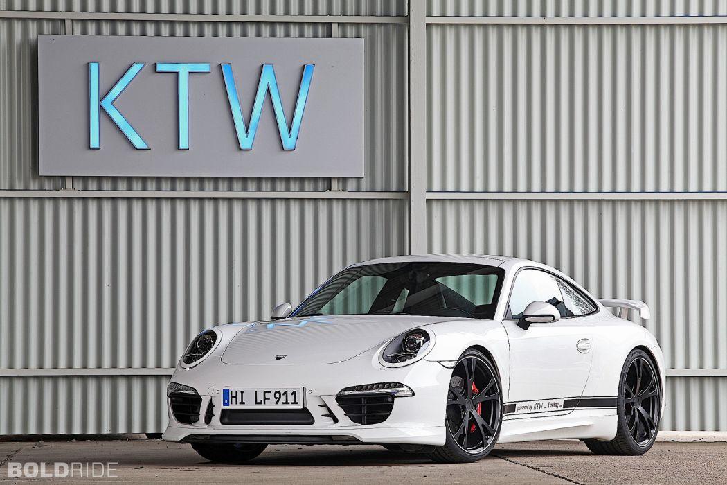 2013 KTW-Tuning Porsche 991 Carrera S 911 supercar tuning (1) wallpaper