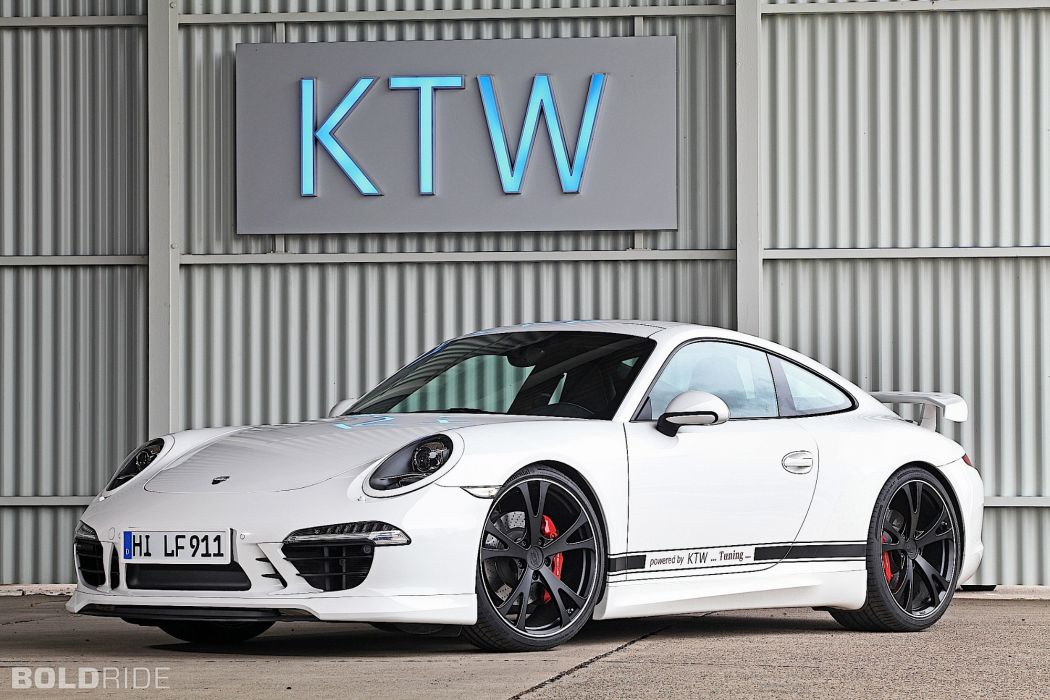 2013 KTW-Tuning Porsche 991 Carrera S 911 supercar tuning (7) wallpaper