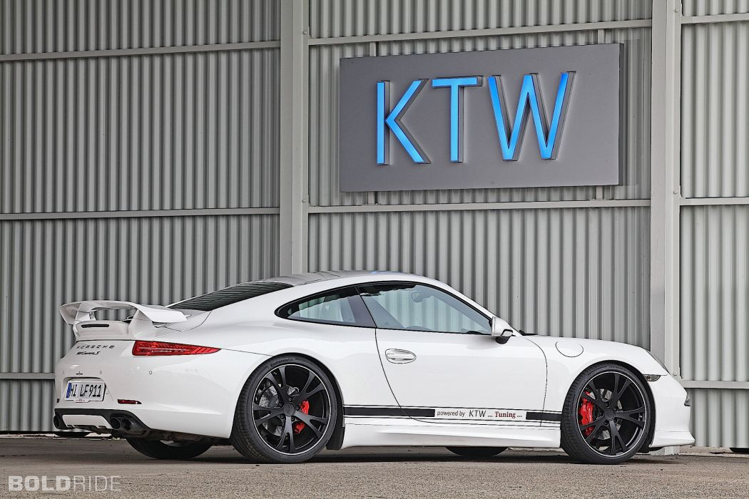 2013 KTW-Tuning Porsche 991 Carrera S 911 supercar tuning (10) wallpaper