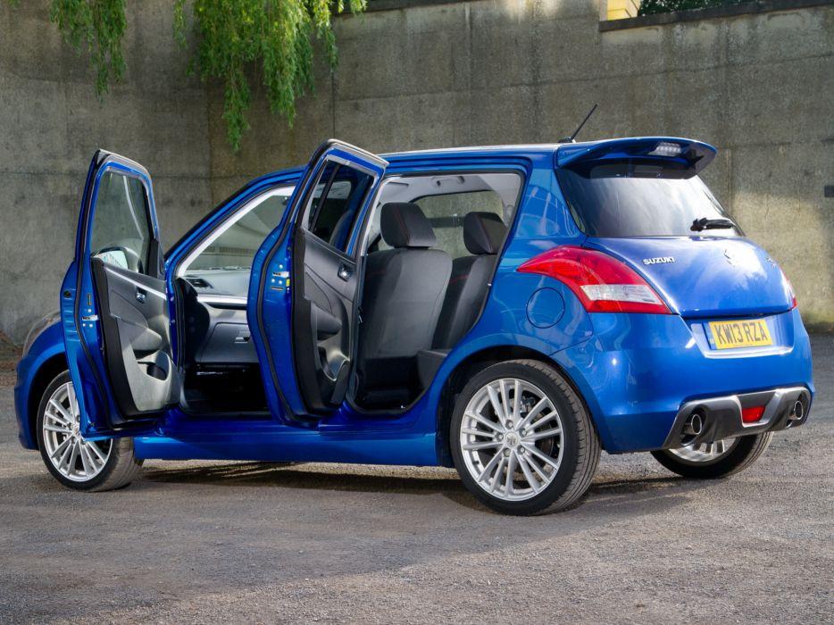 2013 Suzuki Swift Sport 5-door UK-spec interior   g wallpaper