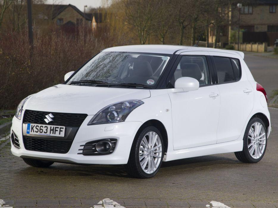 2013 Suzuki Swift Sport 5-door UK-spec j wallpaper | 2048x1536 ...