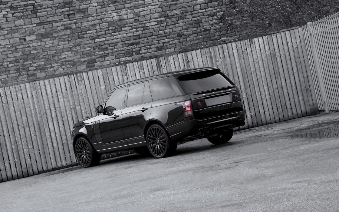 2014 A-Kahn-Design Range Rover 600-LE Luxury Edition suv tuning 600 w wallpaper