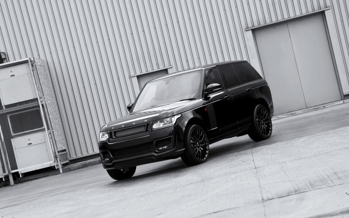 2014 A-Kahn-Design Range Rover 600-LE Luxury Edition suv tuning 600      g wallpaper