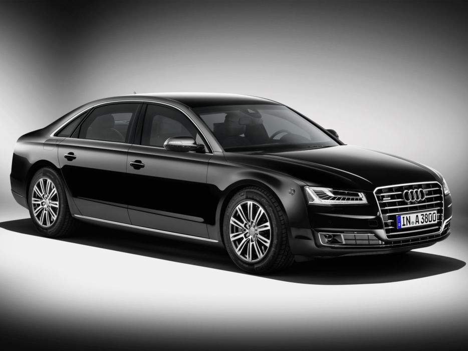 2014 Audi A8L Security (D-4)       d wallpaper
