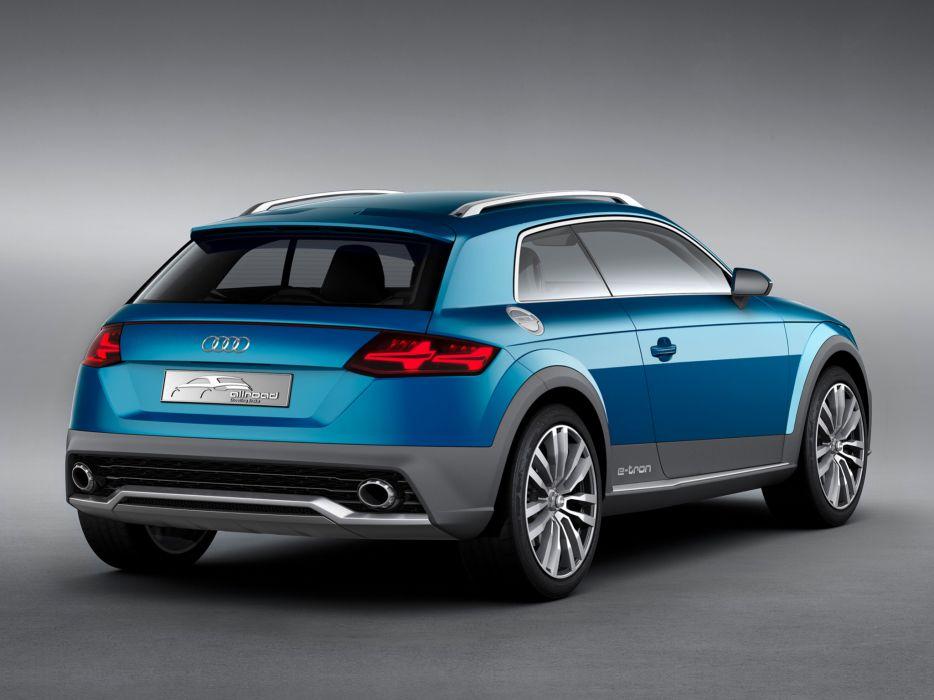 2014 Audi allroad shooting brake Concept     fg wallpaper