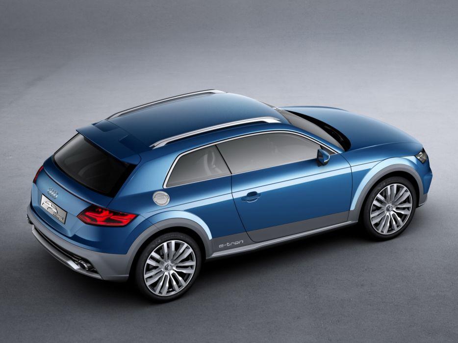 2014 Audi allroad shooting brake Concept   r wallpaper