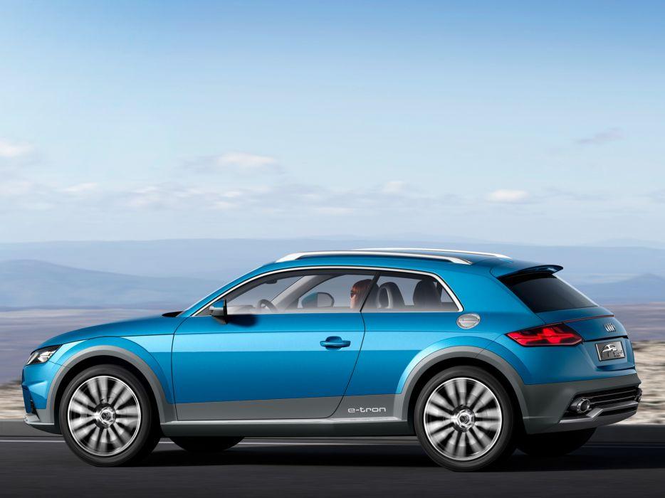 2014 Audi allroad shooting brake Concept   fd wallpaper