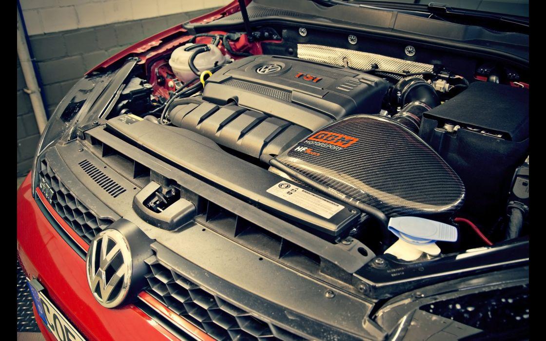 2014 BBM-Motorsport Volkswagen Golf VII GTI tuning engine    f wallpaper