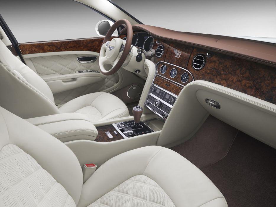 2014 Bentley Birkin Mulsanne luxury interior     g wallpaper