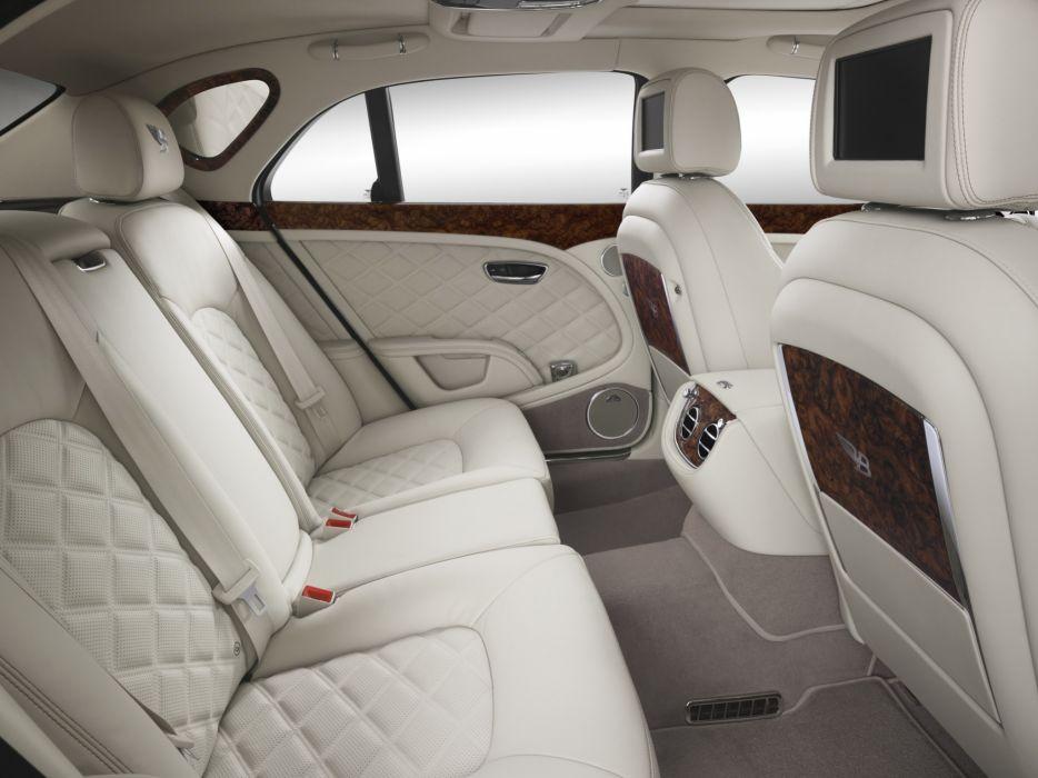 2014 Bentley Birkin Mulsanne luxury interior  l wallpaper