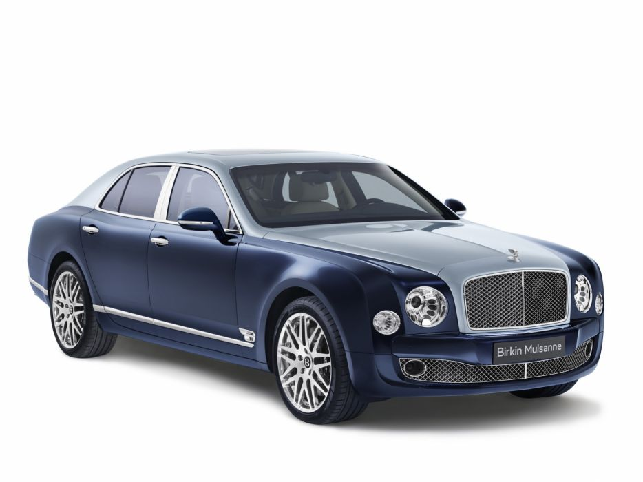 2014 Bentley Birkin Mulsanne luxury h wallpaper