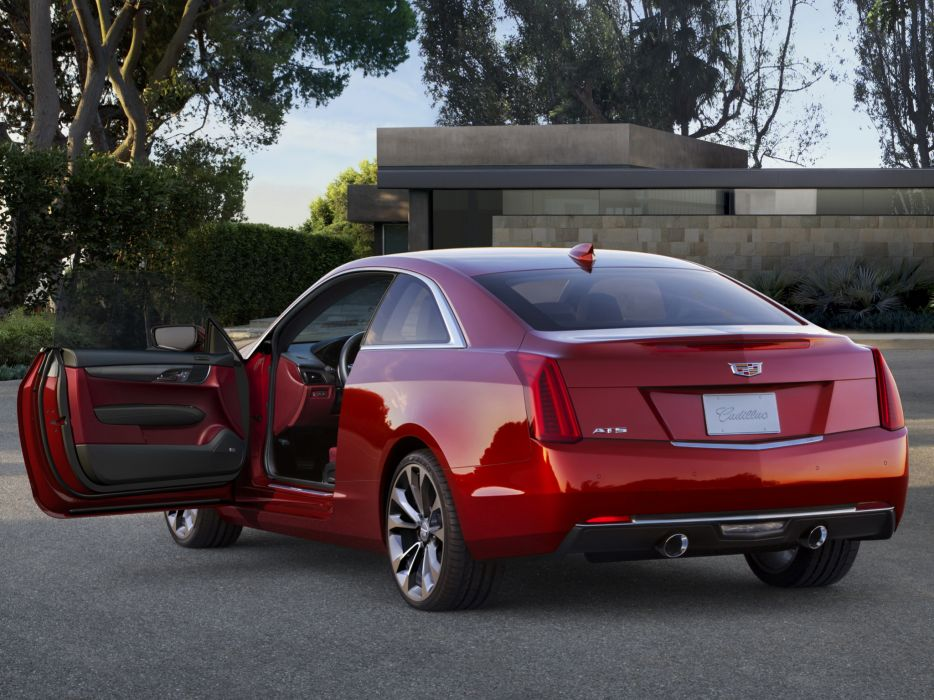 2014 Cadillac ATS Coupe luxury interior    g wallpaper
