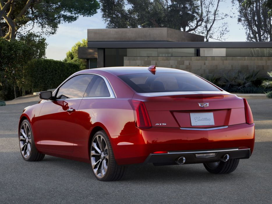 2014 Cadillac ATS Coupe luxury f wallpaper