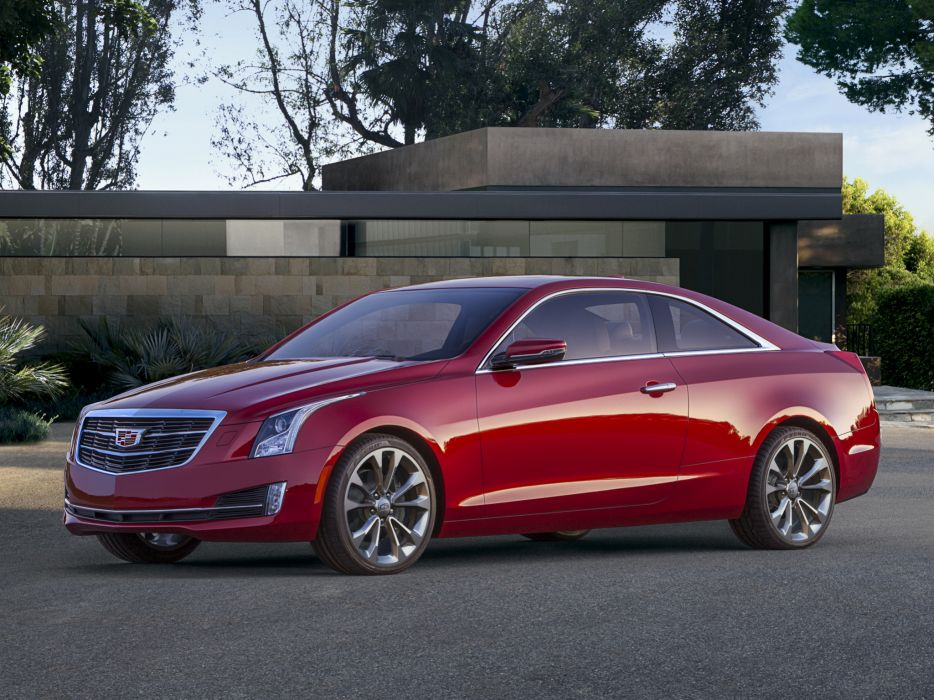 2014 Cadillac ATS Coupe luxury  gd wallpaper