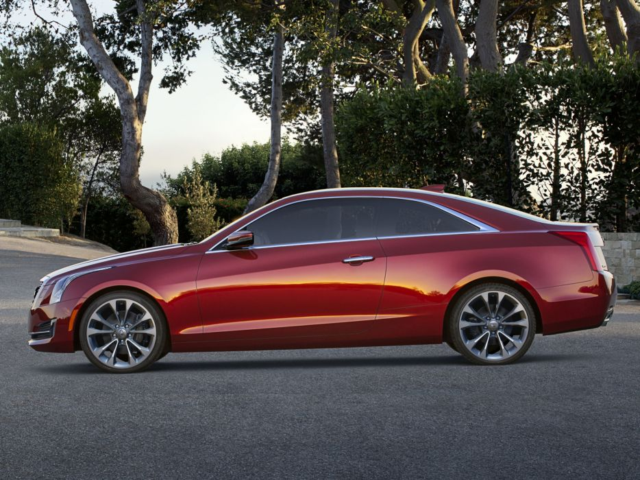 2014 Cadillac ATS Coupe luxury  g wallpaper
