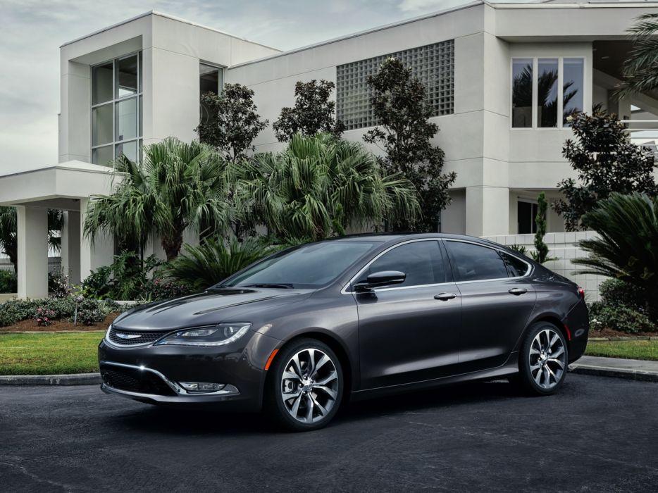 2014 Chrysler 200C luxury   g wallpaper