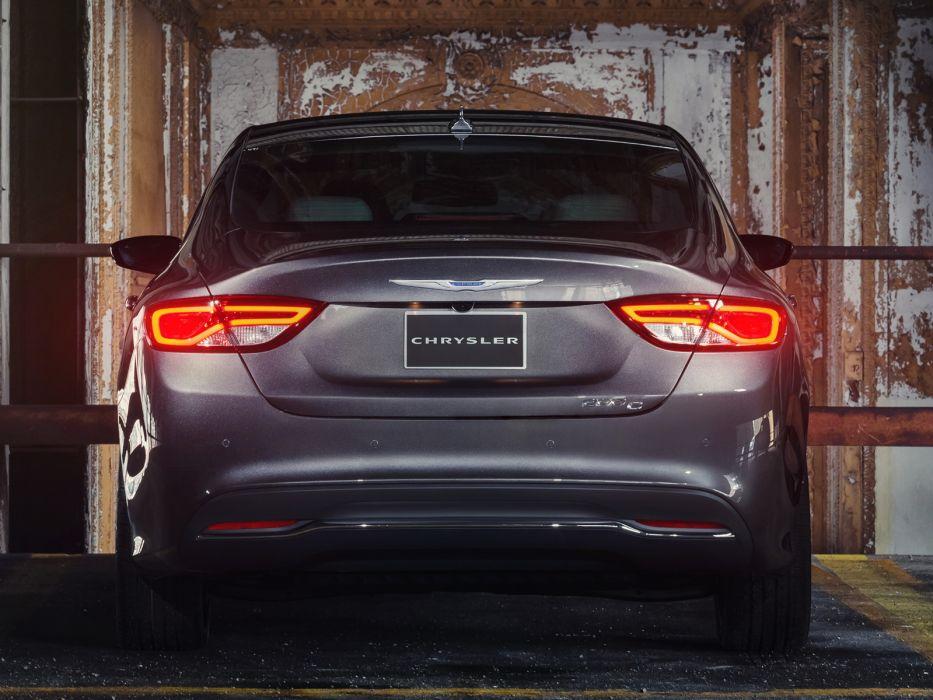 2014 Chrysler 200C luxury   js wallpaper