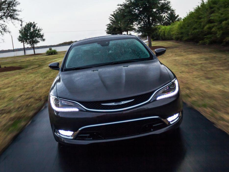 2014 Chrysler 200C luxury  gd wallpaper